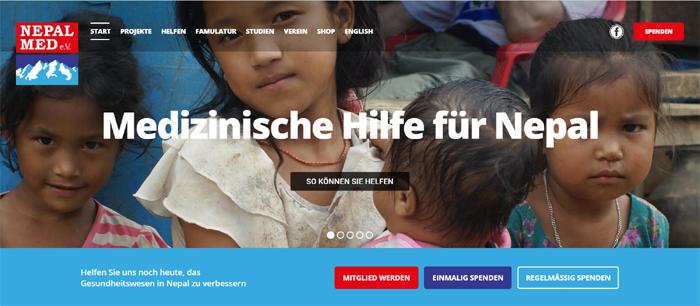Unsere webseite im neuen Design ist online….