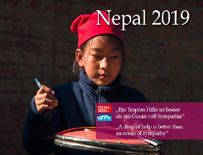 Nepal Kalender 2019 – Nepalmed