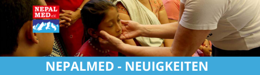 Neuigkeiten / Nepalmed News November 2019